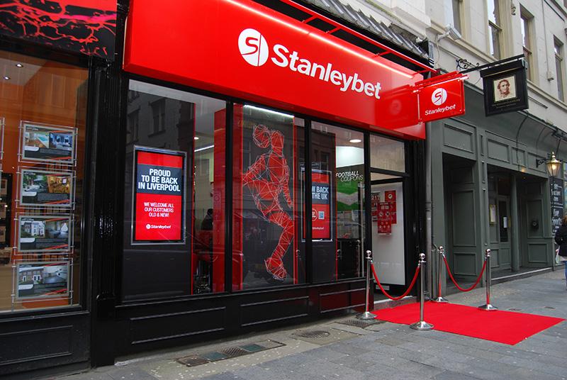 Stanley betting shops in the uk winners off track betting bayonne nj restaurants